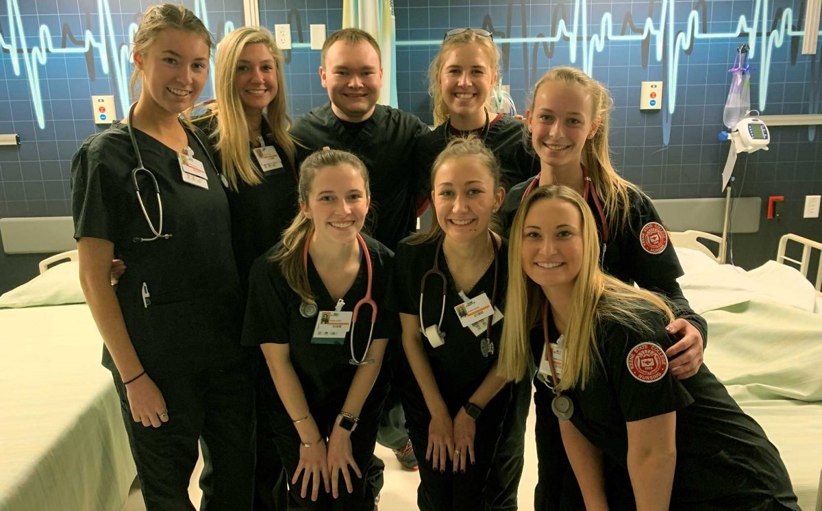 Nursing at Keene State College